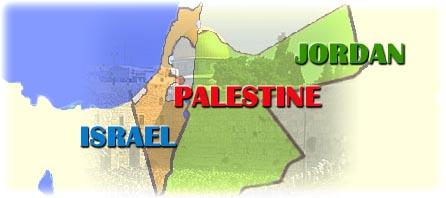 tolerancia Cereal Al frente  Israel-Palestine-Jordan Confederation